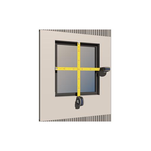 Material Jak zmierzyć okno?