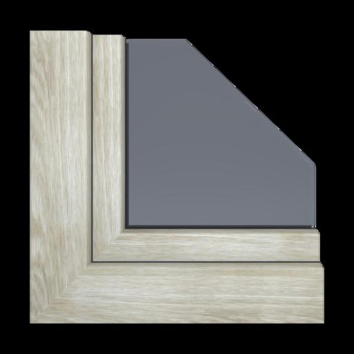 Okna Kolory Veka Sosna górska Zewnętrzny