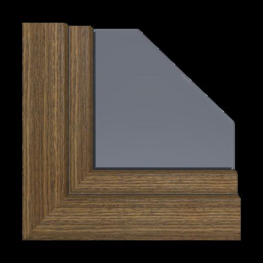Kolory okien Veka Żółty