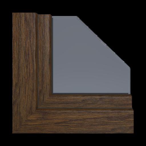 Kolory okien Veka Jasnoszary