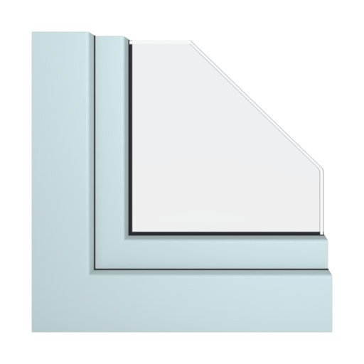 Kolory okien Veka Agatowo-szary