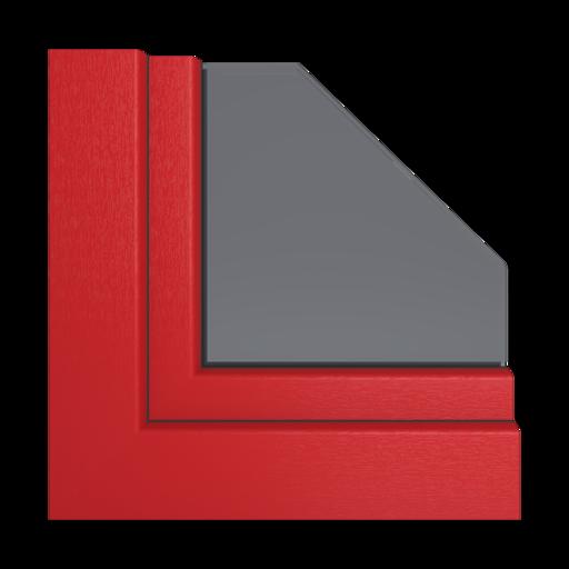 Kolory okien Veka Kwarcowo-szary