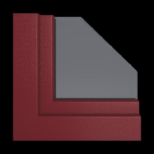 Kolory okien Veka Ultramarynowo-niebieski