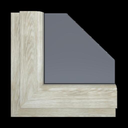 Okna Kolory Veka Sosna górska Wewnętrzny