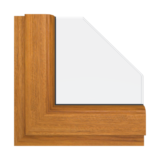 Okna Kolory Veka Shogun AD Wewnętrzny