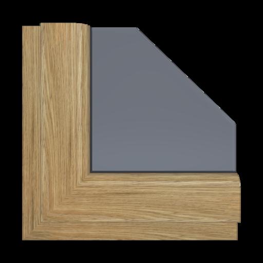Okna Kolory Veka Winchester Wewnętrzny
