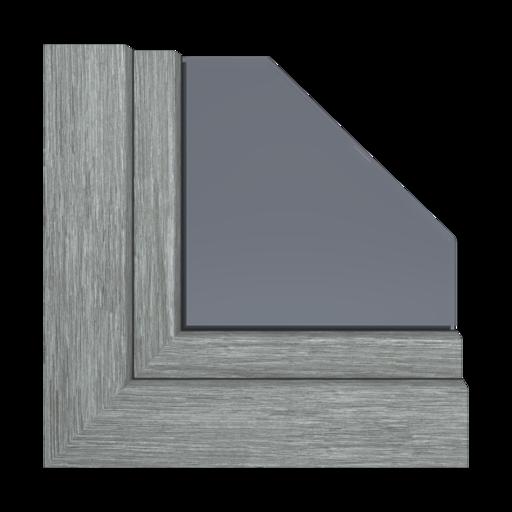 Kolory okien Aluplast Daglezja AP11