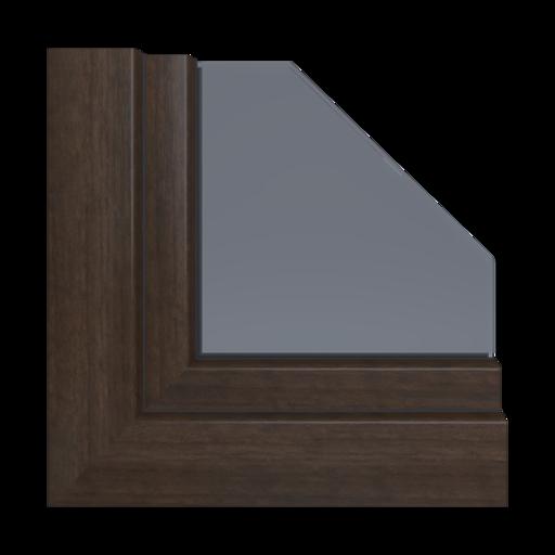Kolory okien Aluplast Dąb sheffield jasny AP75