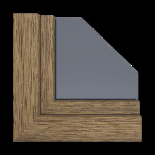 Kolory okien Aluplast Biały piaskowany AP112