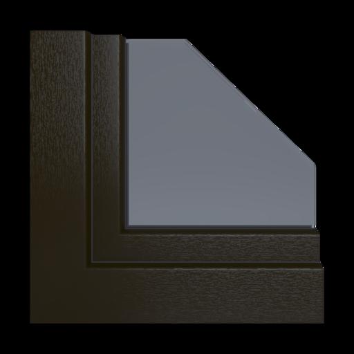 Kolory okien Aluplast Kremowy AP50