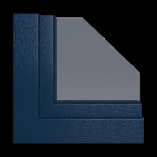 Kolory okien Aluplast Szary kwarcowy AP88