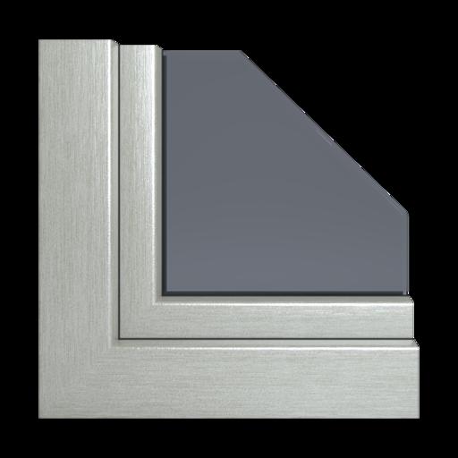 Kolory okien Aluplast Zielony AP43
