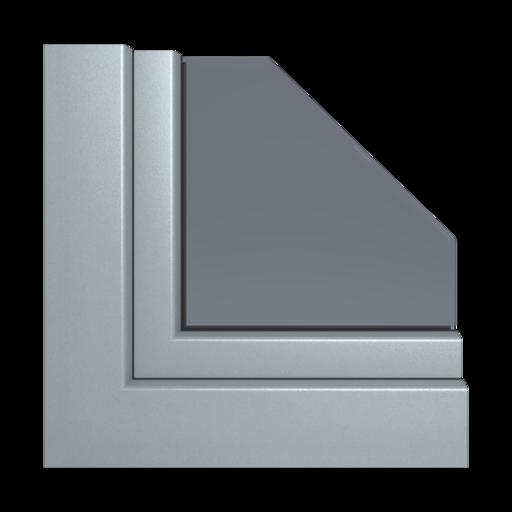 Kolory okien Aluplast Ciemnozielony AP30