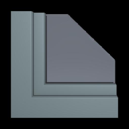Kolory okien Aluplast Trompet C-32 AP105