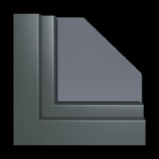 Kolory okien Aluplast Alux DB AP79