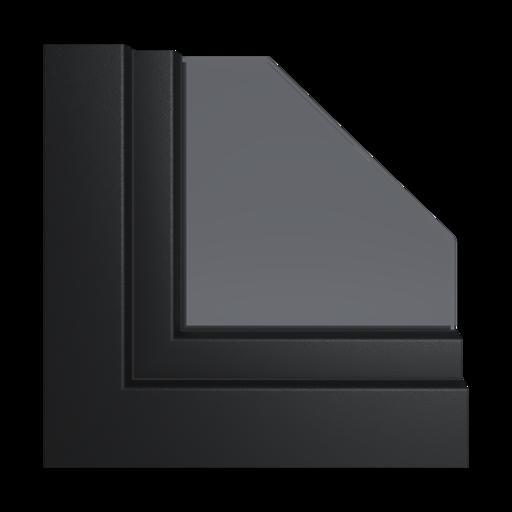 Kolory okien Aluplast Złoty dąb AP23