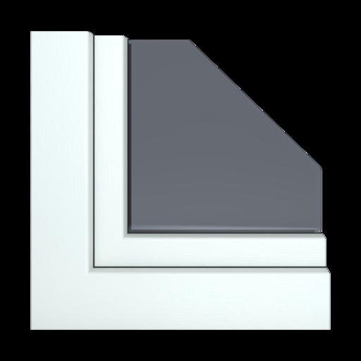 Kolory okien Salamander Biały 39
