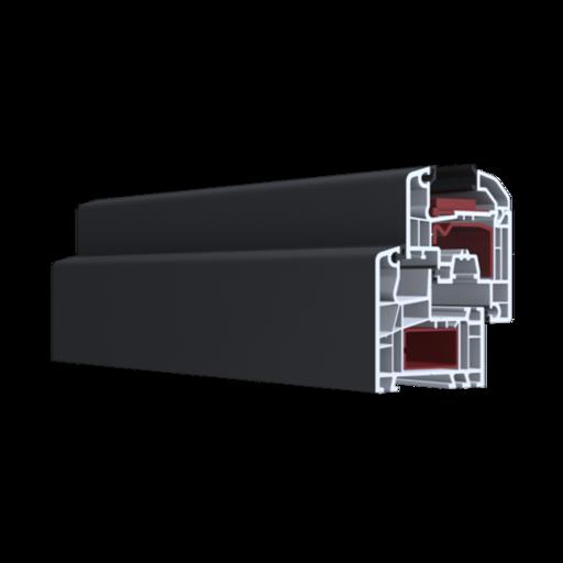 Okna Materiał PVC