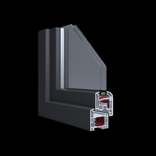 Profile Aluplast  Ideal 4000