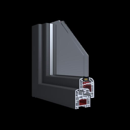 Profile Aluplast  Ideal 5000