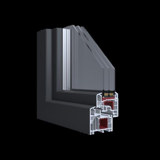 Profile Aluplast  Ideal 8000