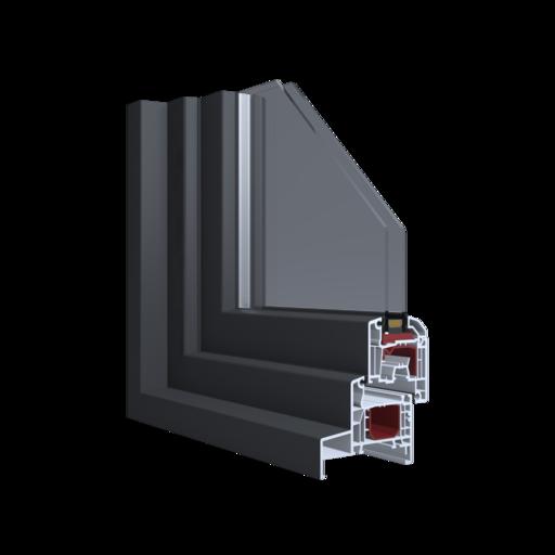 Profile Aluplast  Monoblock
