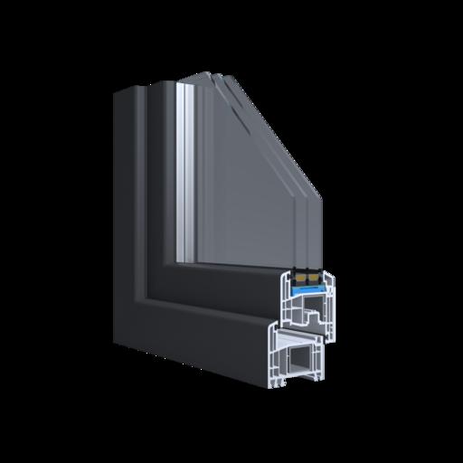 Profile Gealan  S 8000 IQ