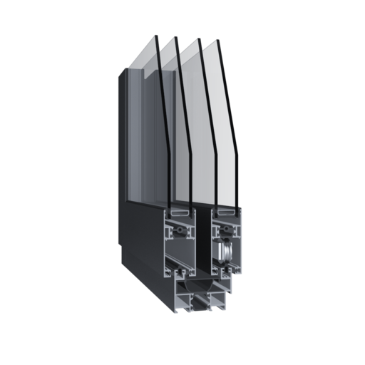 Okna Profile Ponzio SL600tt Evo
